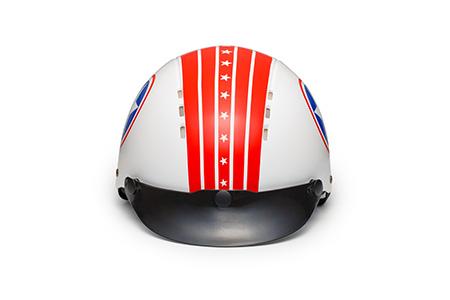 Dòng mũ Arizona của Honda được sản xuất bởi Protec
