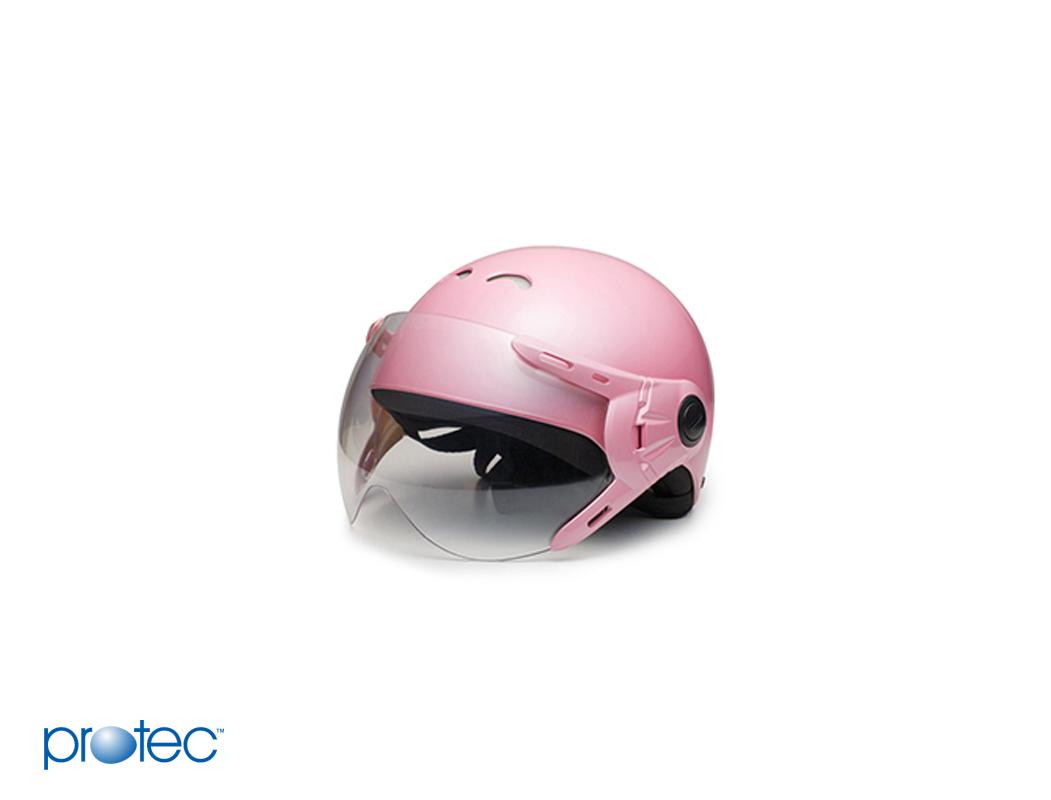 Protec với các loại kính mũ bảo hiểm đa dạng