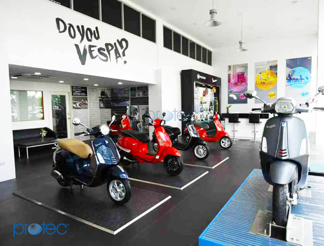 Cửa hàng uỷ quyền Piaggio