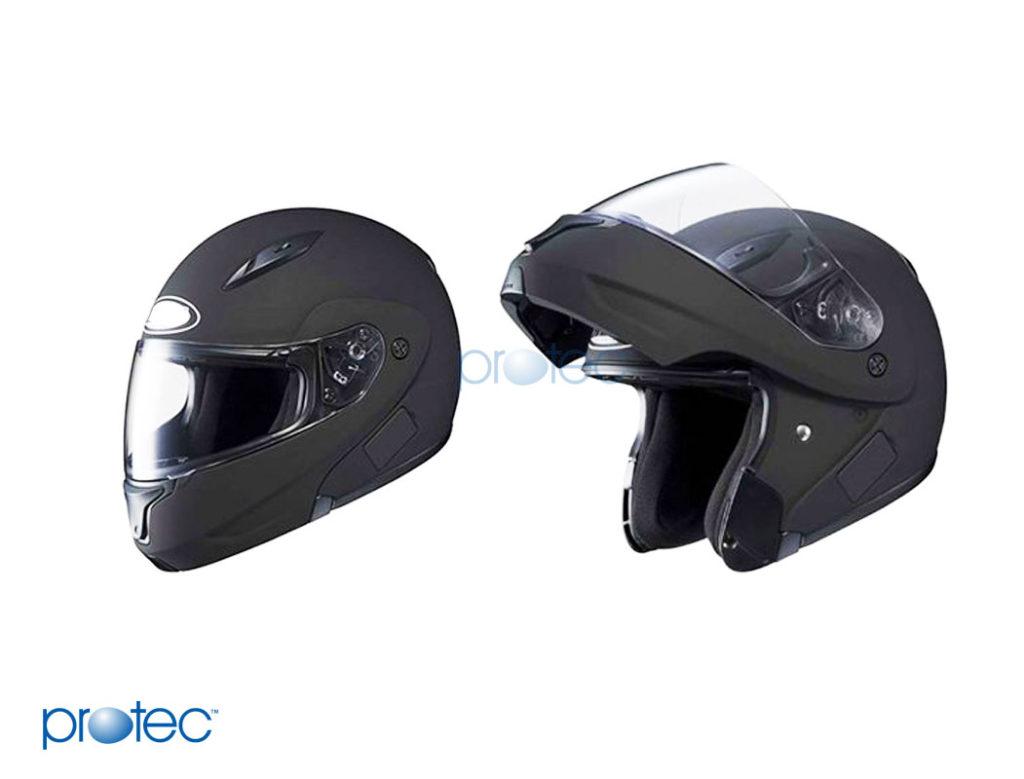 Mũ bảo hiểm cả đầu với khả năng bảo vệ cao nhất