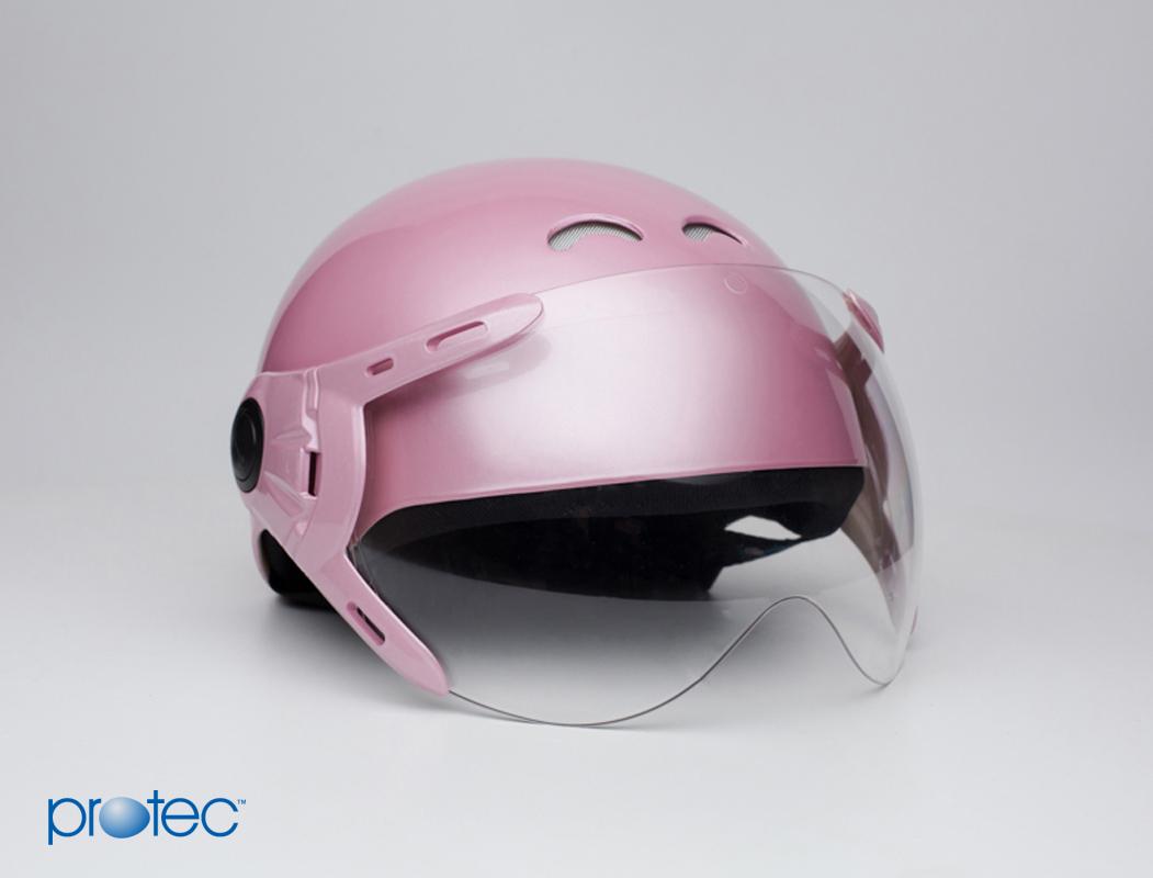 Kính mũ bảo hiểm ½