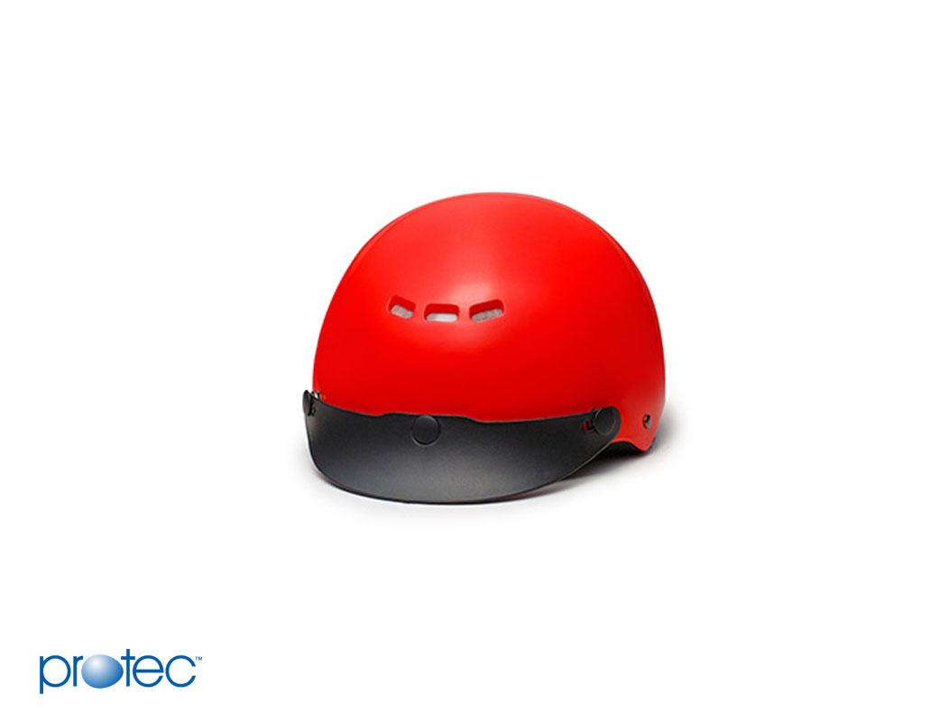 Protec là một trong những thương hiệu mũ bảo hiểm có dòng sản phẩm siêu nhẹ