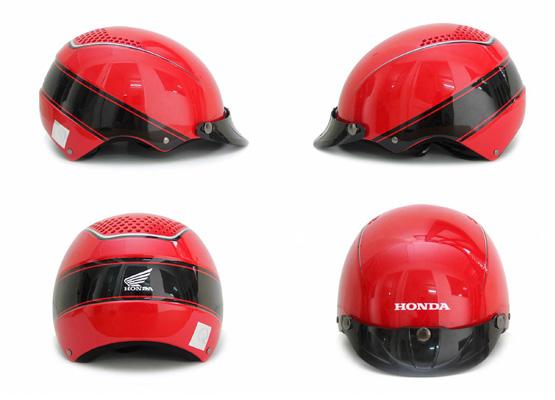 Mũ bảo hiểm chính hãng Honda được Protec sản xuất