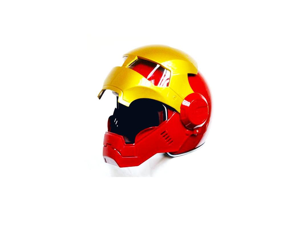 Mũ bảo hiểm fullface ironman