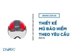 Công ty thiết kế mũ bảo hiểm uy tín Protec