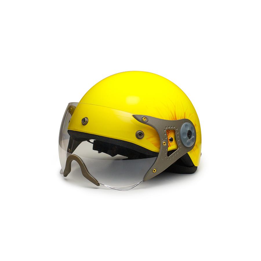Mũ bảo hiểm Protec xả hàng giá sốc