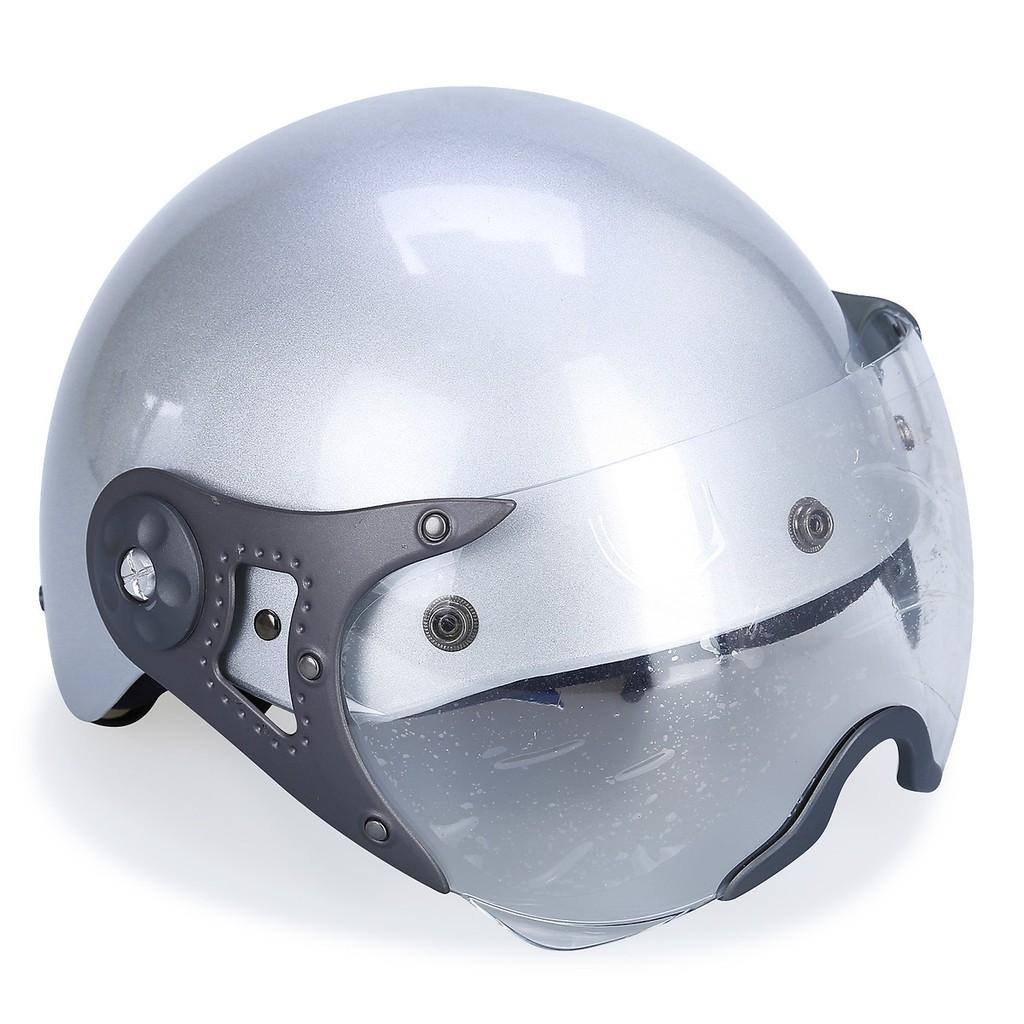 Mũ bảo hiểm Protec có kính