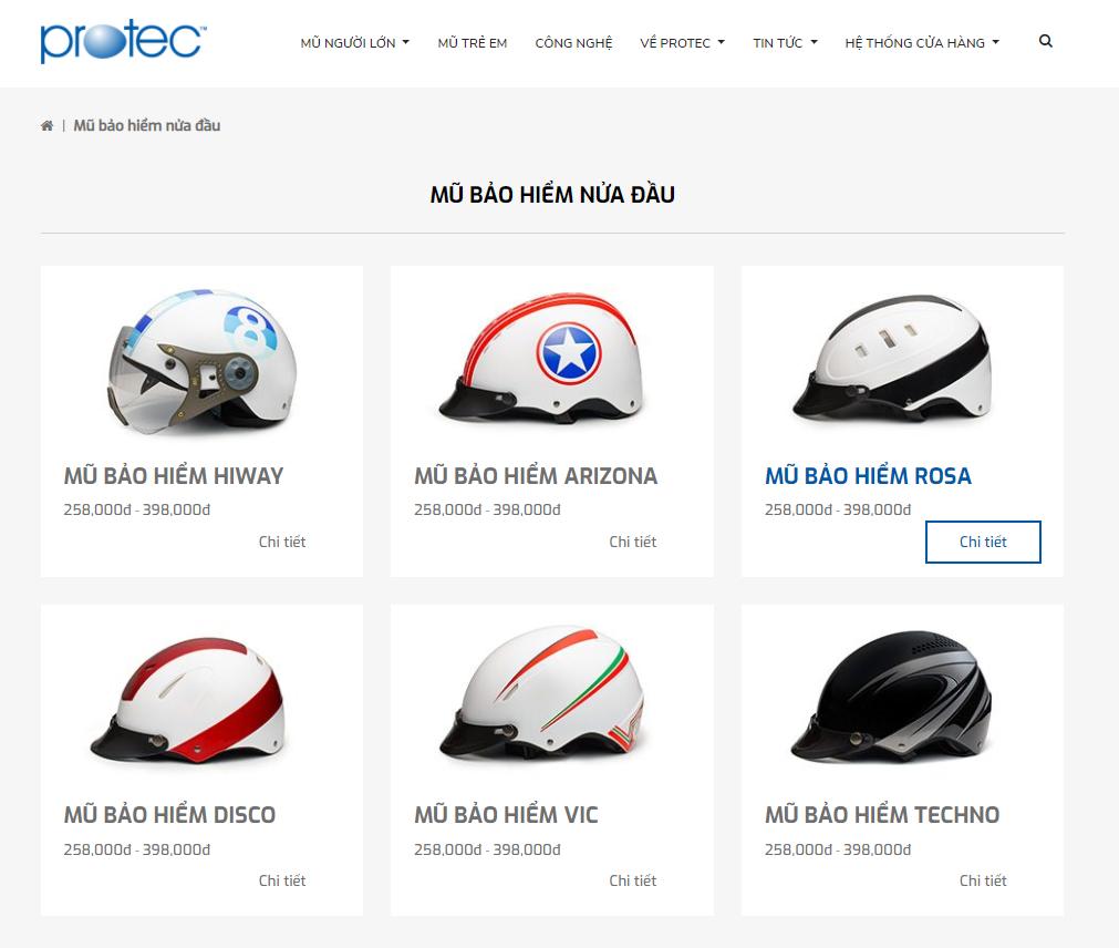 mua nón bảo hiểm online