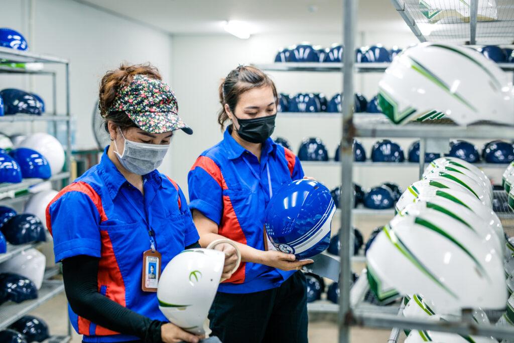 đại lý bán mũ bảo hiểm