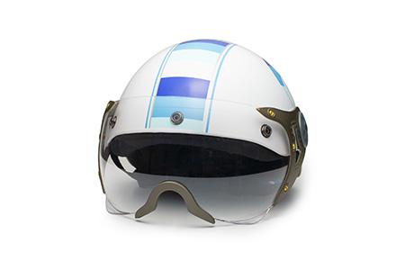 Kính trong suốt cho mũ bảo hiểm