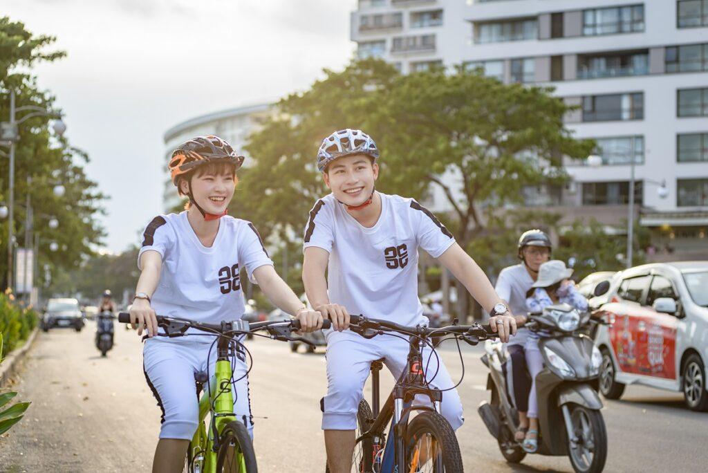 Mũ bảo hiểm xe đạp chất lượng cao tại TPHCM