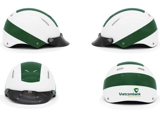 Sản xuất nón bảo hiểm quà tặng chất lượng và uy tín