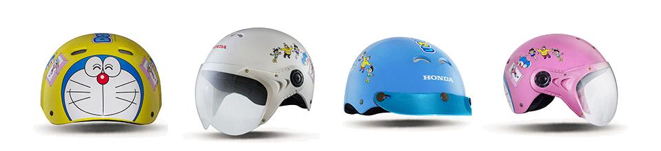 Gợi ý địa chỉ cửa hàng bán mũ bảo hiểm trẻ em uy tín cho cha mẹ