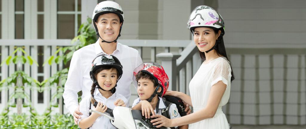 Tổng hợp địa chỉ bán mũ bảo hiểm chất lượng cao ở TPHCM