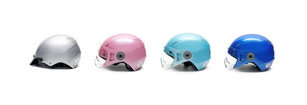 Top 5 sản phẩm mũ bảo hiểm nửa đầu chính hãng được yêu thích