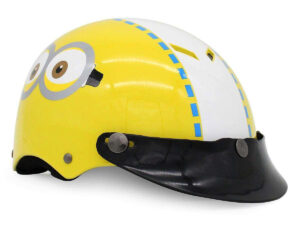Vì sao cần cho trẻ đội nón bảo hiểm trẻ em chất lượng?