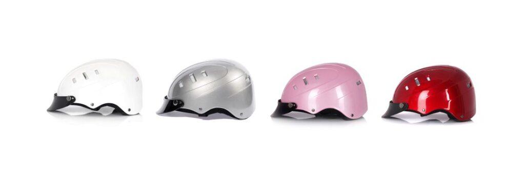 Mũ bảo hiểm nửa đầu chính hãng Protec Rosa