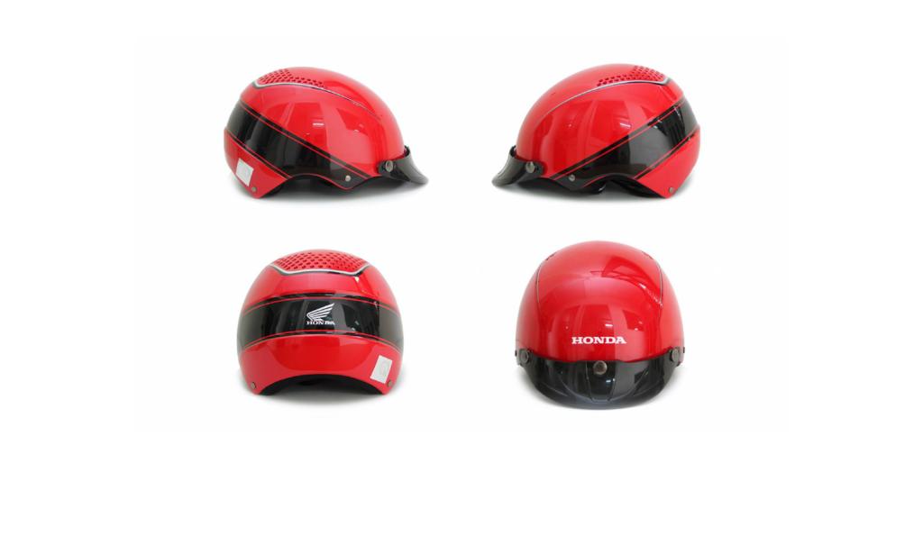 Quy trình sản xuất nón bảo hiểm quảng cáo - bí quyết quảng bá thương hiệu