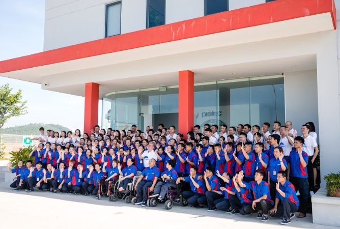 Protec: Công ty sản xuất mũ bảo hiểm Hà Nội uy tín, chất lượng