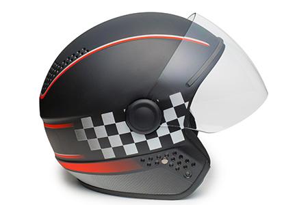 Bật mí mẹo chọn mũ bảo hiểm có kính chống lóa cho những chuyến đi dài