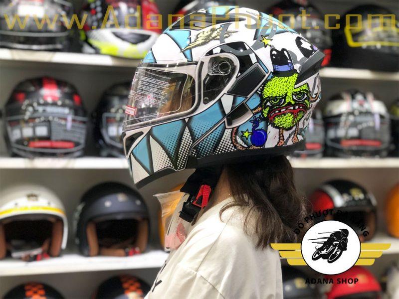 Địa chỉ mua mũ bảo hiểm tại Đà Nẵng uy tín, chất lượng không thể bỏ lỡ