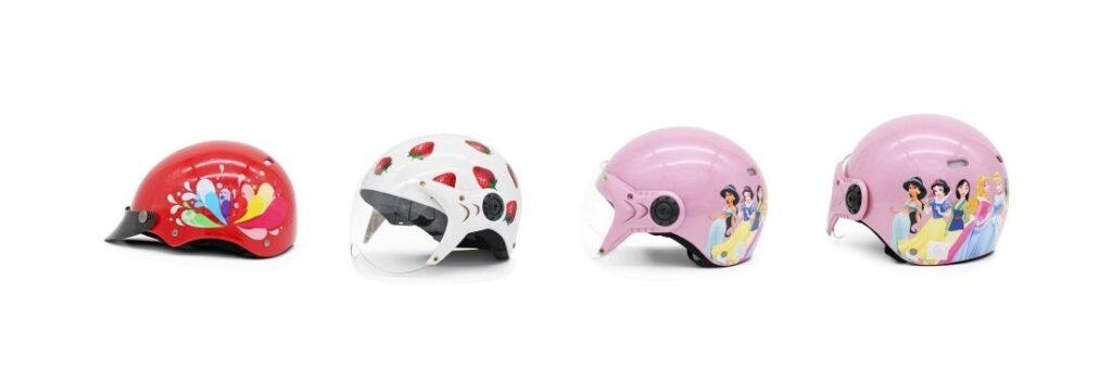 Những lưu ý khi mua mũ bảo hiểm trẻ em mà cha mẹ nên biết